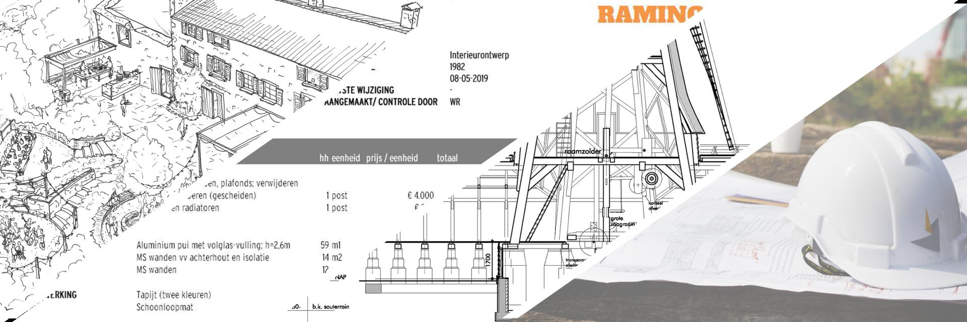 De verschillende diensten van duurzame architect uit Noord-Holland Zijlstra Schipper
