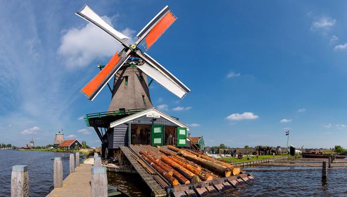 Herbouw molen Het Jonge Schaap - Zijlstra Schipper Architecten - Noord-Holland -01