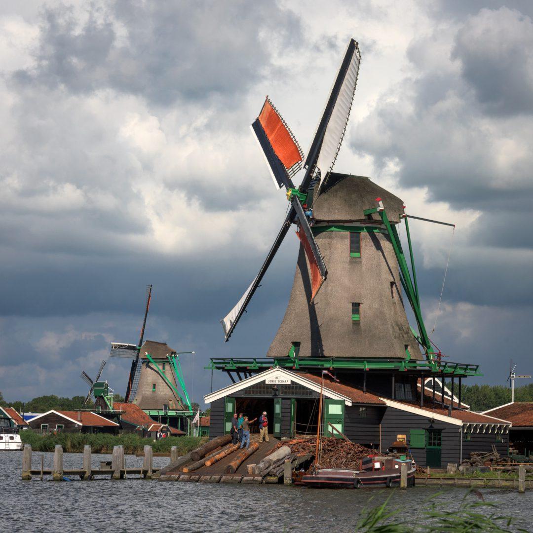 Herbouw molen Het Jonge Schaap - Zijlstra Schipper Architecten - Noord-Holland -02