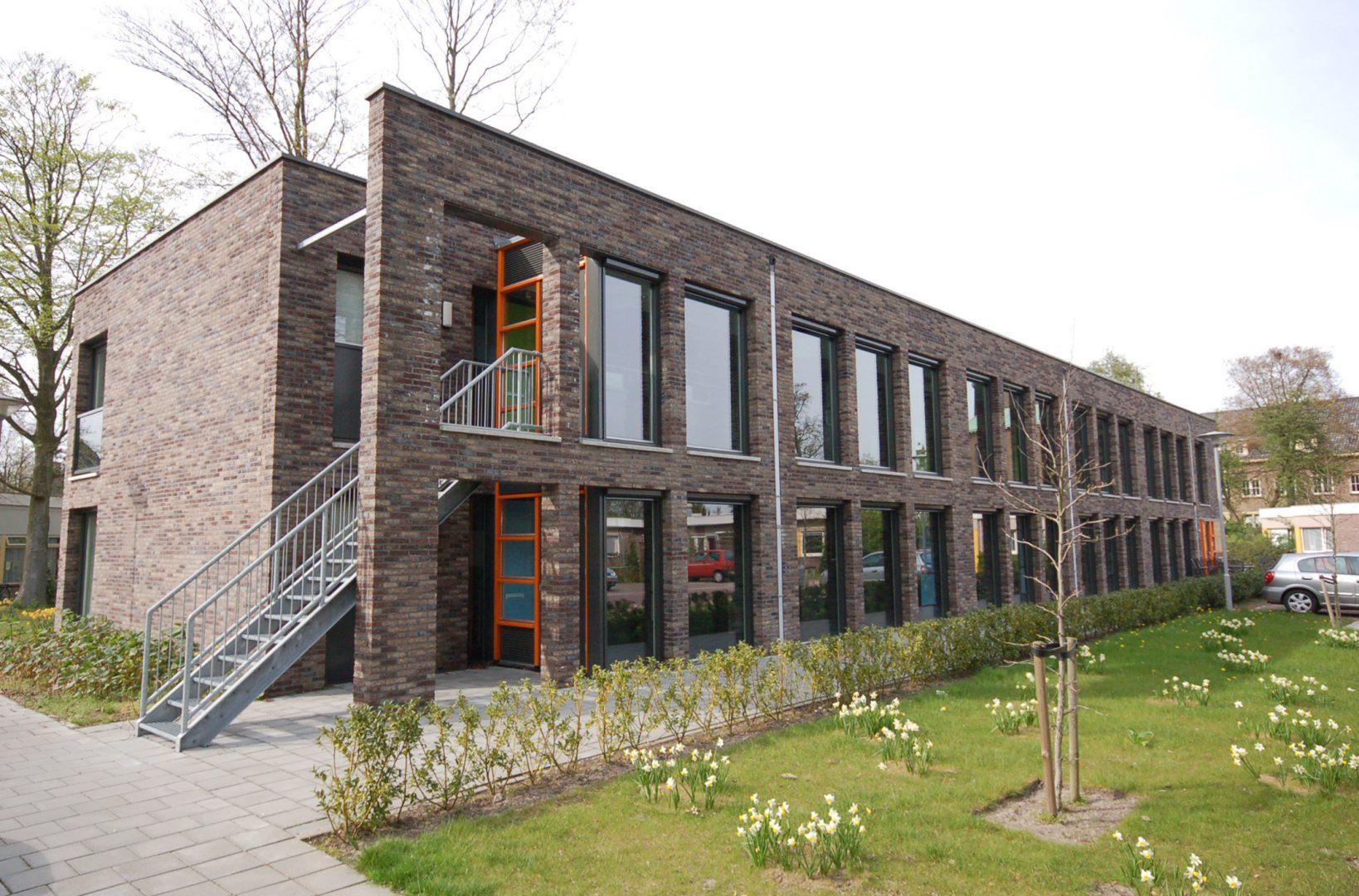 Architect 28 Zorgwoningen Heiloo - Noord-Holland