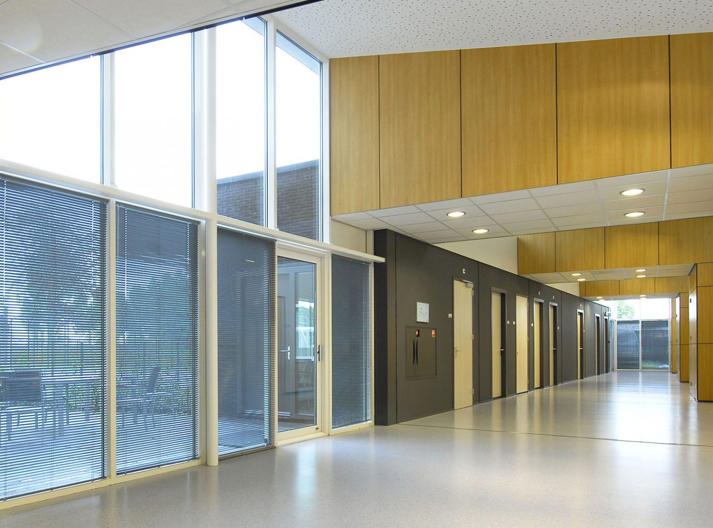 Architect zorgvastgoed FPA Heiloo - interieur - Zijlstra Schipper Architecten - Noord-Holland