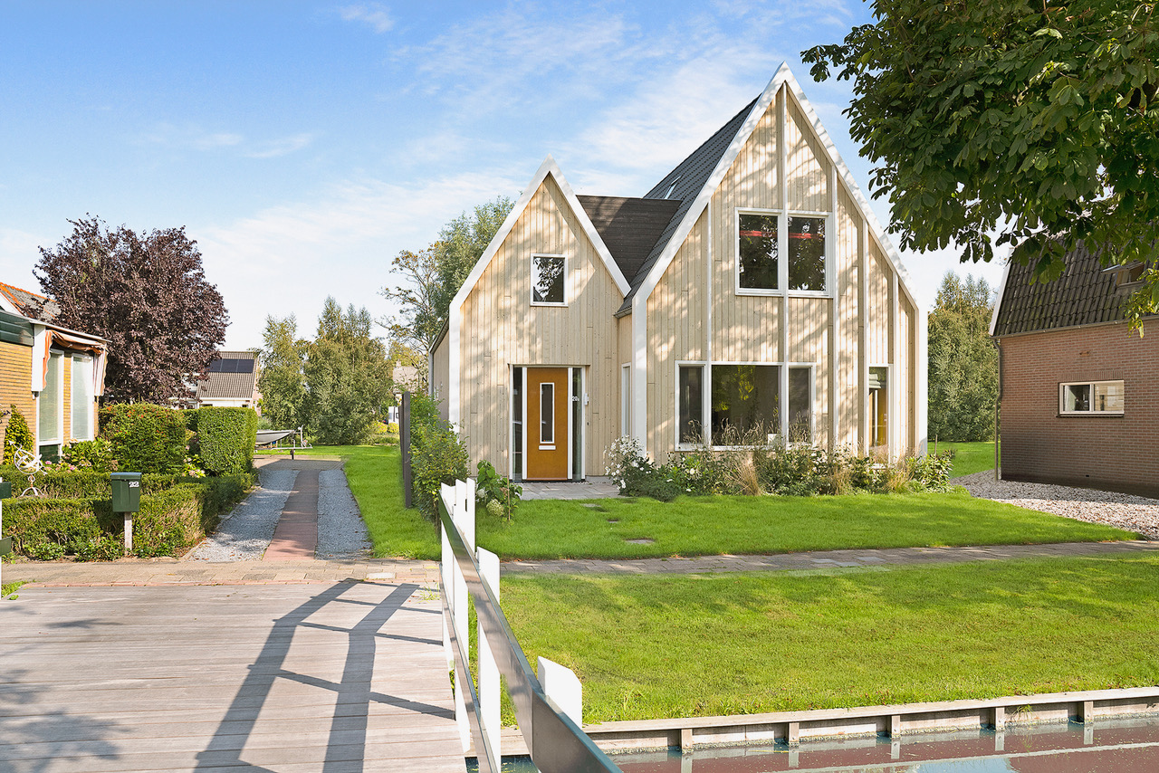 Duurzaam woning ontwerp Jisp Noord-Holland Zijlstra Schipper architect Wessel Roos-01