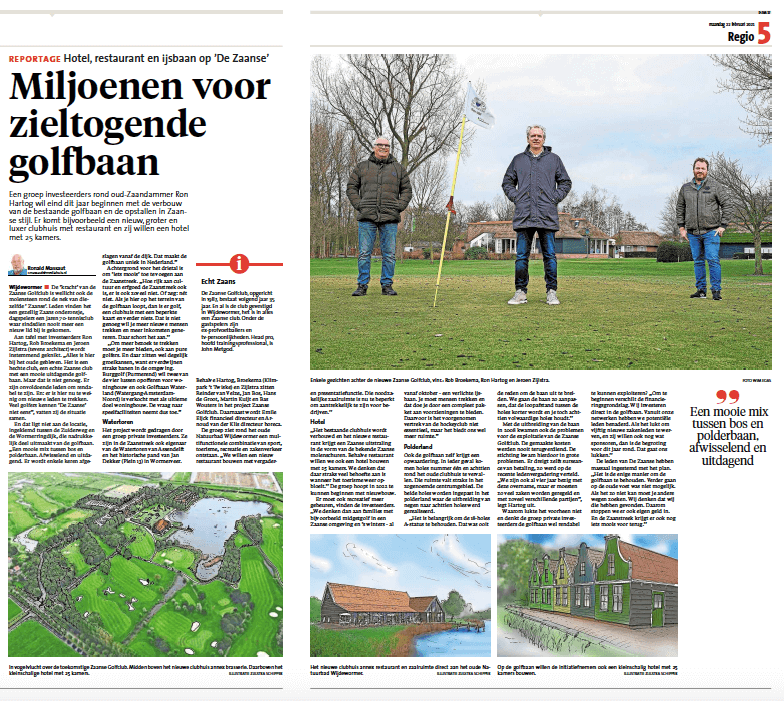 Architect-Noord-Holland-Architectenbureau-Zijlstra-Schipper-architecten-Clubhuis-restaurant-golfbaan-zaandam-NHD-06