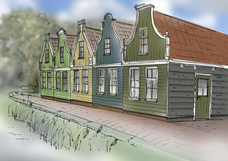 Architect-Noord-Holland-Architectenbureau-Zijlstra-Schipper-architecten-Clubhuis-restaurant-golfbaan-zaandam-hotel-04